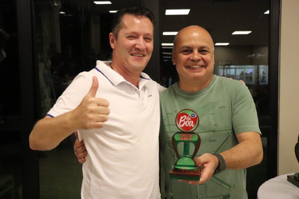 4º Lugar Série D – Márcio Ávila