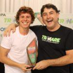 Melhor jogador da Final - Mauricio Salvador Felisberto equipe Fina Estampa