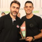 Melhor jogador do Campeonato - Dalcionei Soares dos Santos equipe Precisão