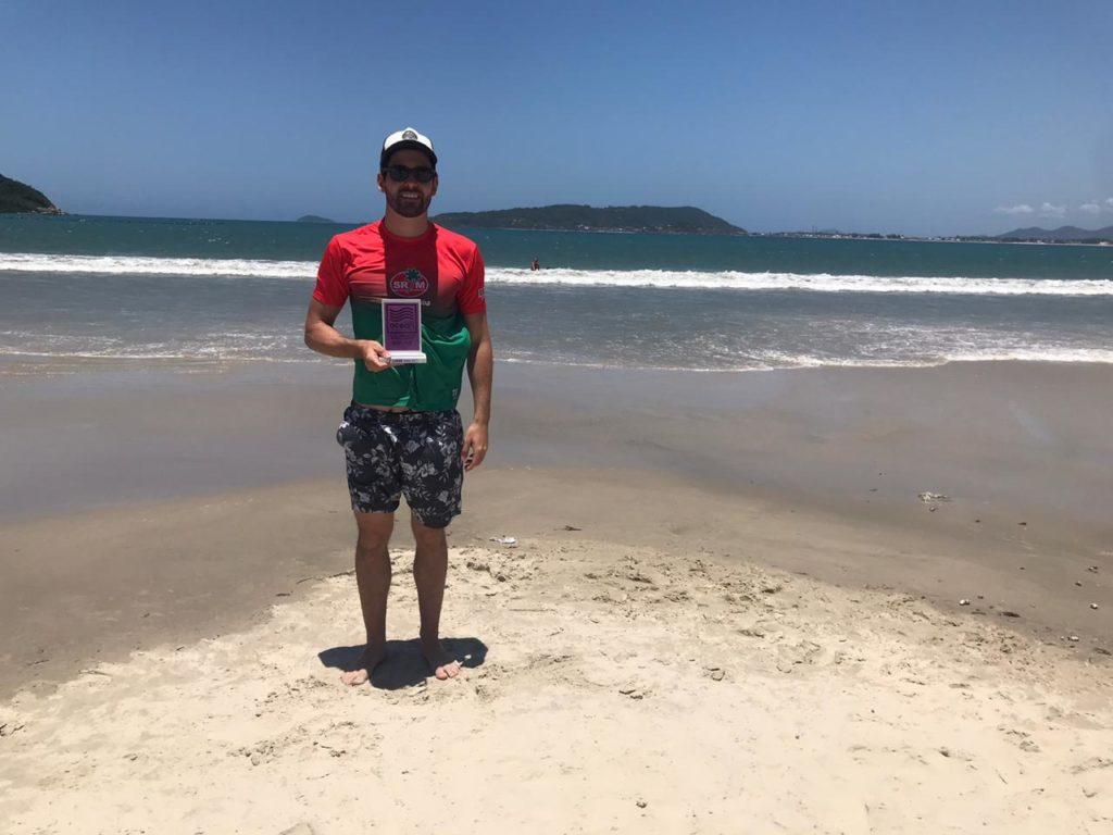 Nadadores mampi 3 etapa do Circuito Ocean de Aguas Abertas (1)