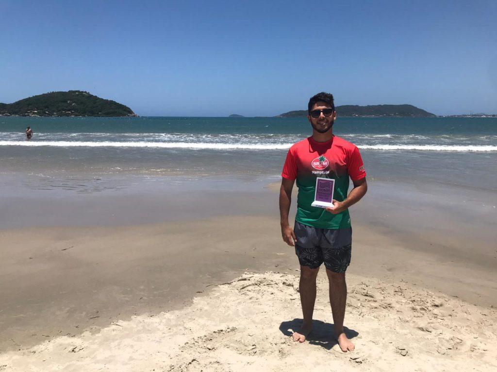 Nadadores mampi 3 etapa do Circuito Ocean de Aguas Abertas (2)