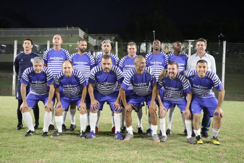 Vice campeã - Equipe Santo Boteco/Fina Estampa