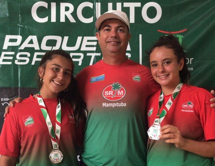 Criciúma com bons resultados na 4ª etapa do Sul Brasileiro de Tênis